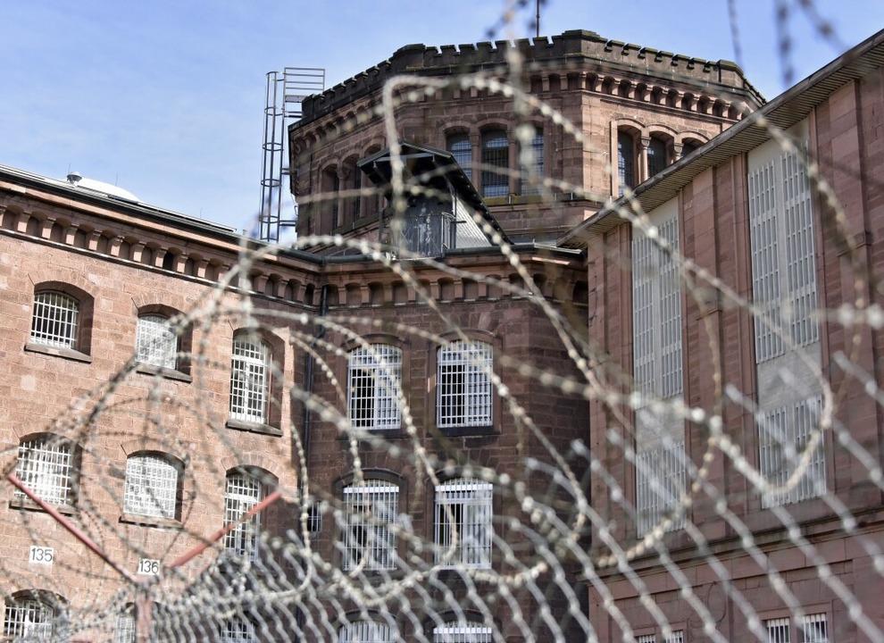 Im Gefängnis – hier ein Foto der...eiburg – lernten sich die beiden  | Foto: Michael Bamberger