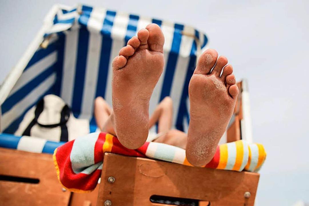 Schön soll der Urlaub sein, aber auch günstig.    Foto: dpa
