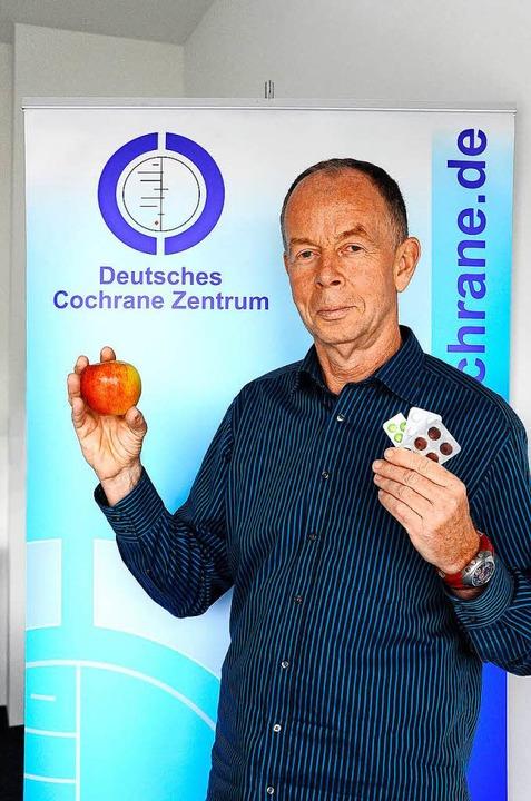 Gerd Antes  | Foto: Thomas Kunz