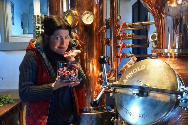 Gin ist in im Breisgau – pur oder gemischt