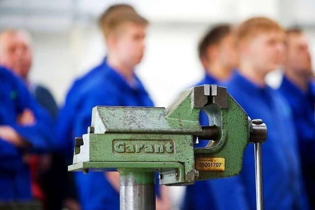 Lahrer Unternehmen laden ein zur Ausbildungssafari
