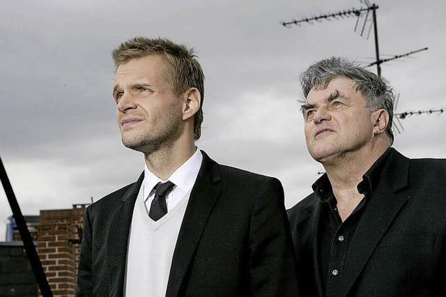 Kabarettisticher Jahresrückblick mit Volkmar Staub und Florian Schroeder