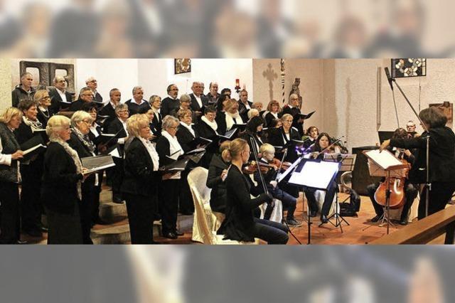 Musikalische Botschafter der Kirche