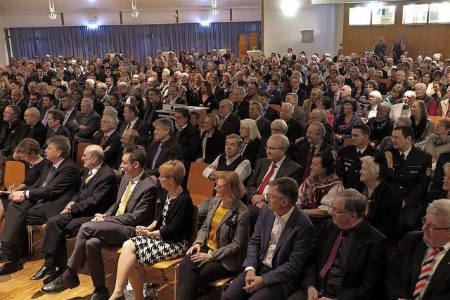 Wie Schliengen im Bundestag sitzt