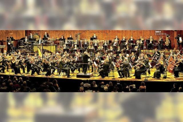 """SWR Symphonieorchester zum Thema """"Natur und Mensch"""