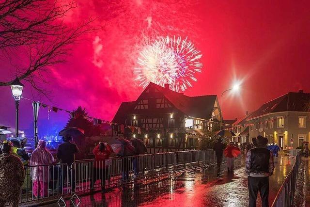 Video: So war der Nachtumzug der Ortenauer Narrentage in Willstätt