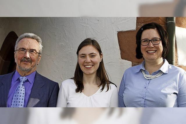 Pfarrerin Scheuble verlässt Lahr