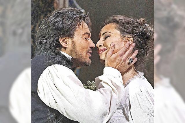 Zwei Karten für Oper Tosca
