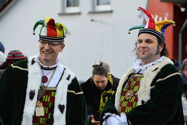 Fotos: So war das große Narrentreffen in Gengenbach