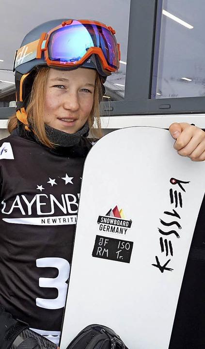 Mit Rang acht feierte Jana Fischer in der Türkei ihr bestes Weltcup-Resultat.     Foto: simoneit