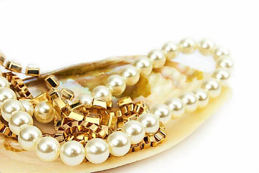 Gold und Perlen sind ein Weg, Reichtum zur Schau zu stellen.  | Foto: stockpics - Fotolia
