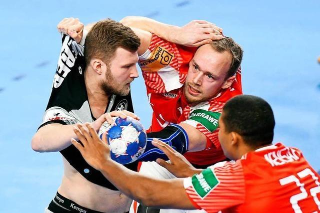Titelverteidiger vor dem Aus: DHB-Auswahl verliert gegen Dänemark