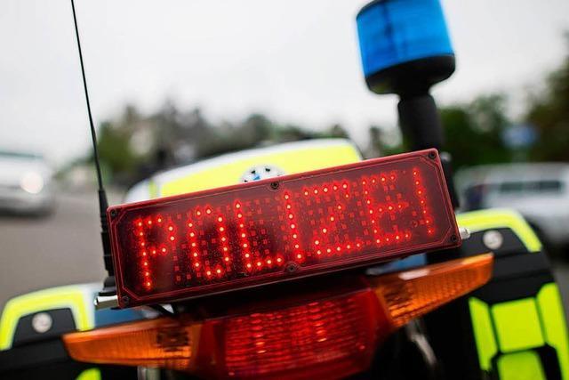 Polizei hat beim Nachtumzug in Wehr viel zu tun
