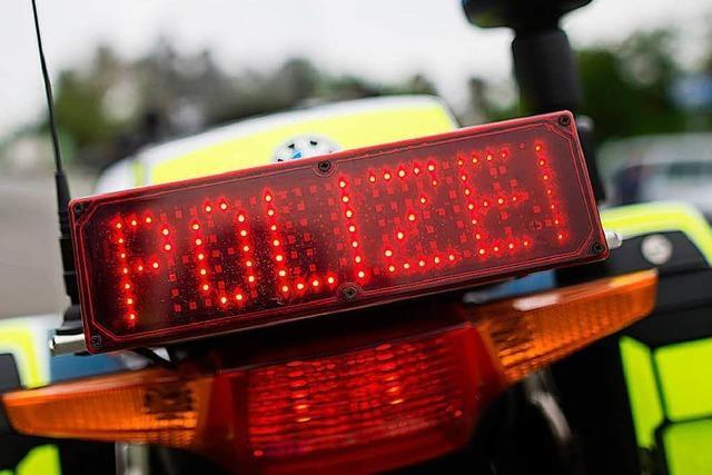 Polizei erwischt Sammlungsbetrüger