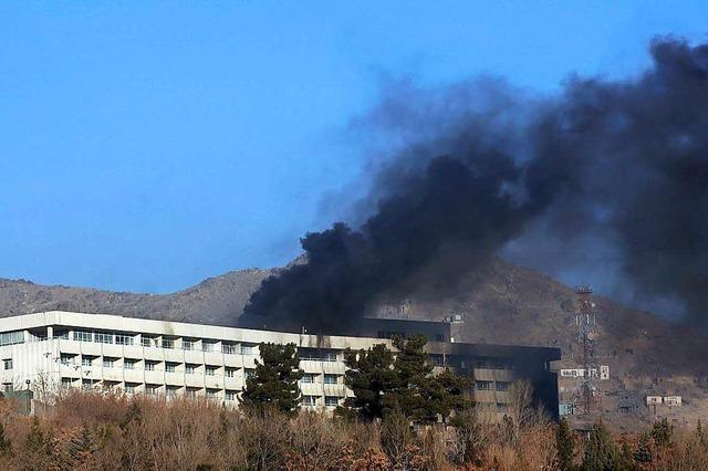 Helfer: In Kabul getötete Deutsche stammte aus dem Südwesten