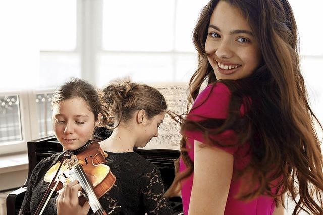 US-Casting-Showstar Laura Bretan gibt mit Hanna und Katrin Friedrich am 17. März Konzert im Gloria-Theater