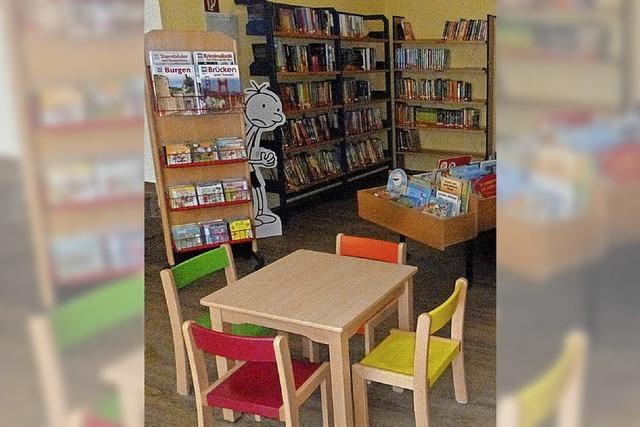 Projekt mit der Schule soll Lesekompetenz stärken