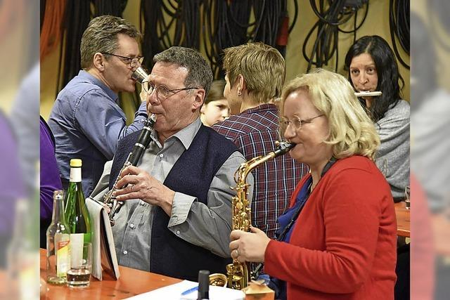 Musikverein Wyhlen wirbt um neue Mitglieder