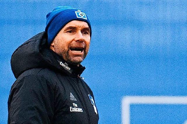 Hamburger SV hofft auf das