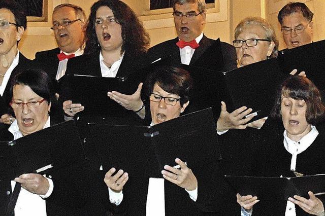 Kirchenchor St. Martin bekommt Verstärkung