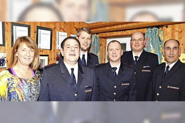 Führungswechsel in Langenaus Wehr