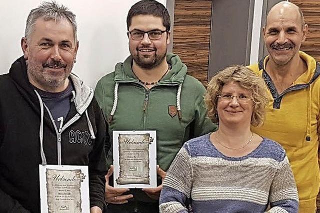 Großer Beitrag in Rotzel für die Dorfgemeinschaft