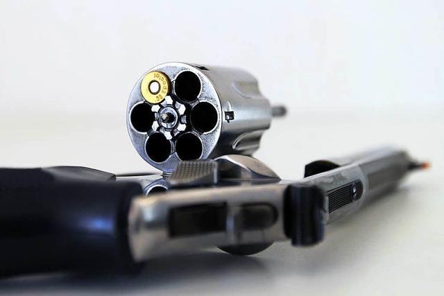 Warum die Zahl der Waffenbesitzer in Lahr abnimmt