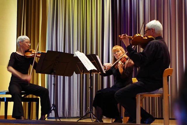 Humboldt-Trio präsentiert facettenreiche Klassik