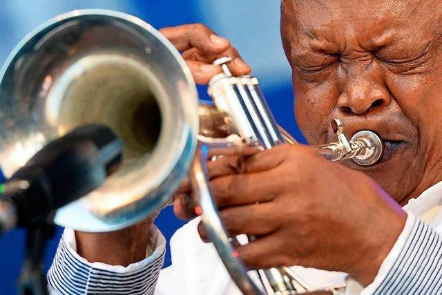 Südafrikas Jazz-Legende Hugh Masekela mit 78 Jahren gestorben