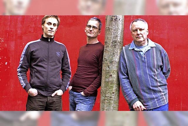Mit Charles Davis (Querflöten), Sven Götz (Gitarren) und Steffen Hollenweger (Kontrabass) in St. Märgen