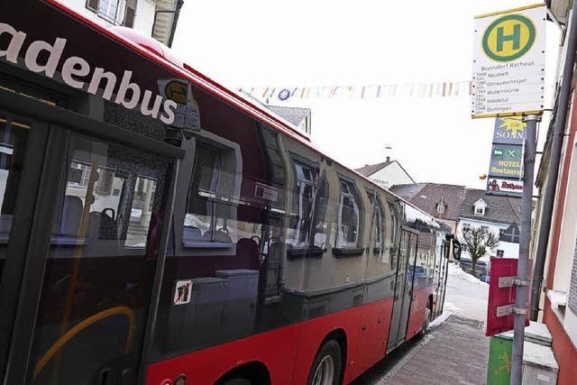 Buskonzept sorgt für Knatsch
