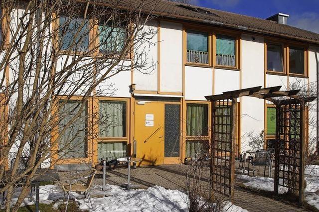 Haus Dorothee geht Erweiterung an