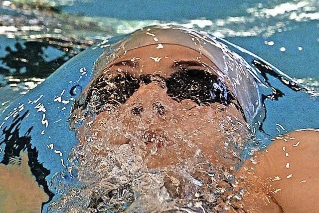 Ausdauernd im Wasser