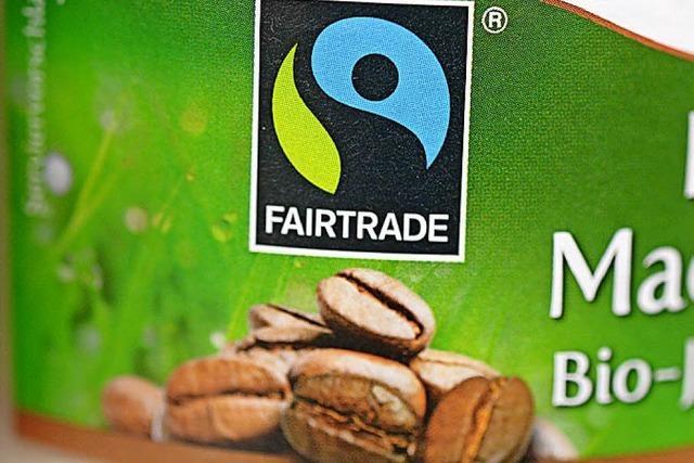 Fair Trade lässt sich gut an