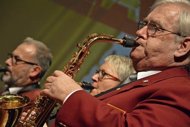 Lörracher Stadtmusik-Dirigent Winzer über das Jahreskonzert