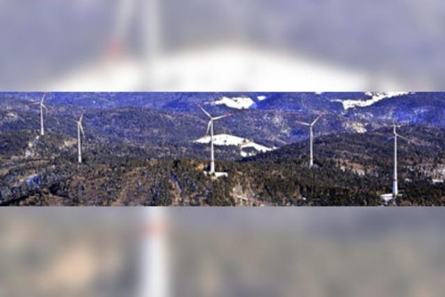 Strom für 10 500 Haushalte produziert