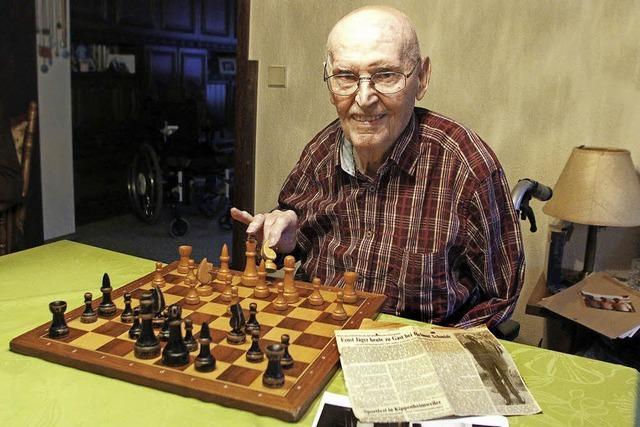 Kriegsverletzung änderte sein Leben