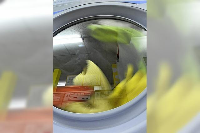 Trump schützt US-Waschmaschinenbauer
