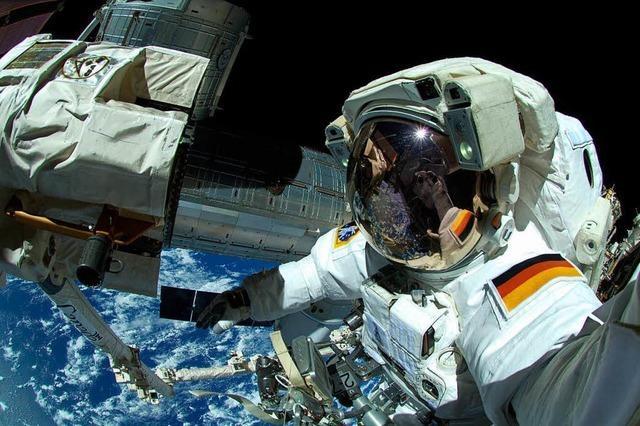 Wie trainieren Astronauten?
