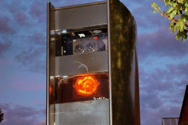 Faktencheck: So funktionieren die stationären Blitzer in Lörrach