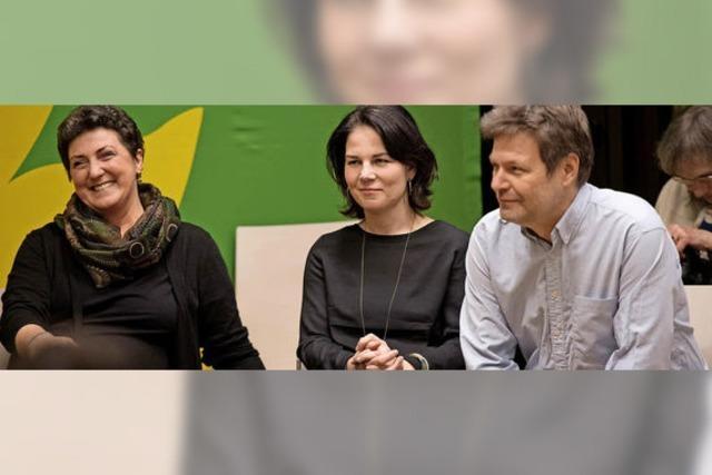 Drei Kandidaten für die Parteispitze
