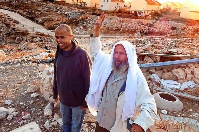 Im Westjordanland kämpfen die Beduinen um den Erhalt ihrer Kultur
