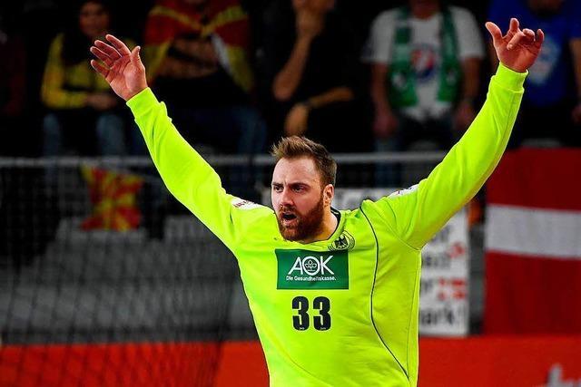 DHB-Auswahl bei der EM vor Handball-Krimi gegen Spanien