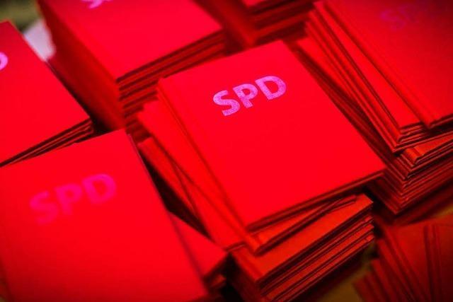 SPD verzeichnet nach Parteitag eine Eintrittswelle