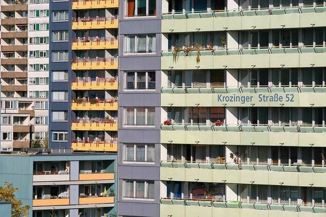 Freiburgs Mieten und Baupreise kennen nur einen Weg – nach oben