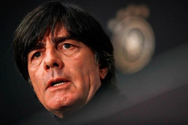Deutsche Fußballer treffen im neuen Wettbewerb auf Frankreich und die Niederlande