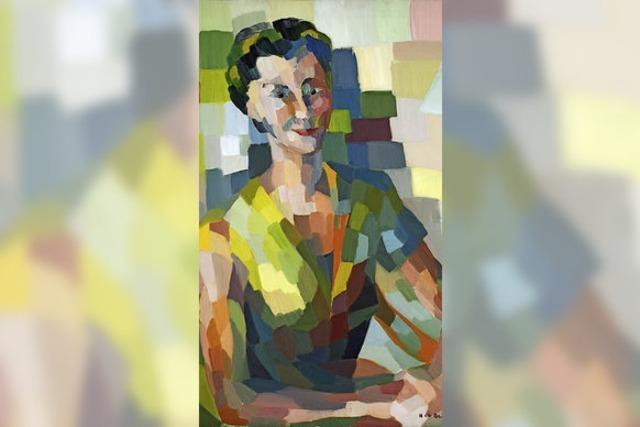 Das Musée Würth in Erstein zeigt eine Retrospektive zum Werk von Hélène de Beauvoir
