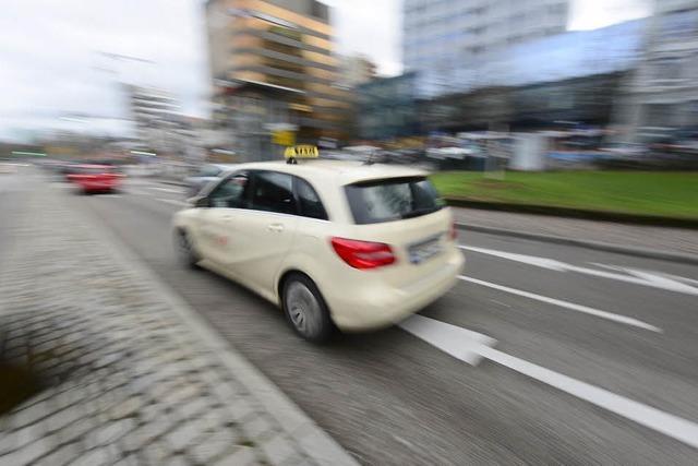 In Freiburg kommt es immer öfter zu Taxi-Engpässen