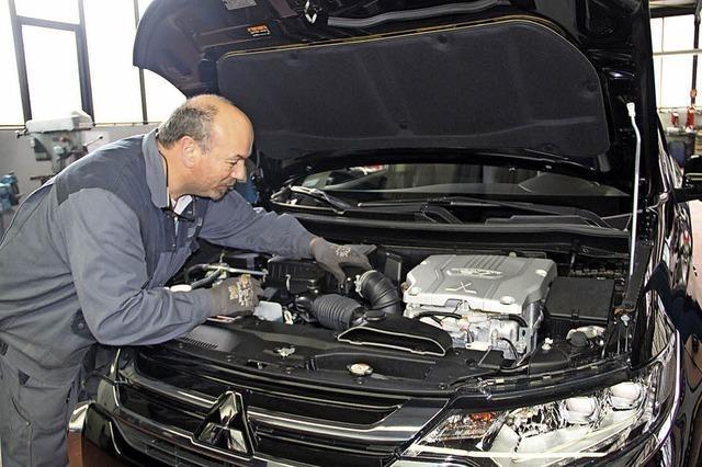 Mitsubishi deckt den Hybridsektor ab