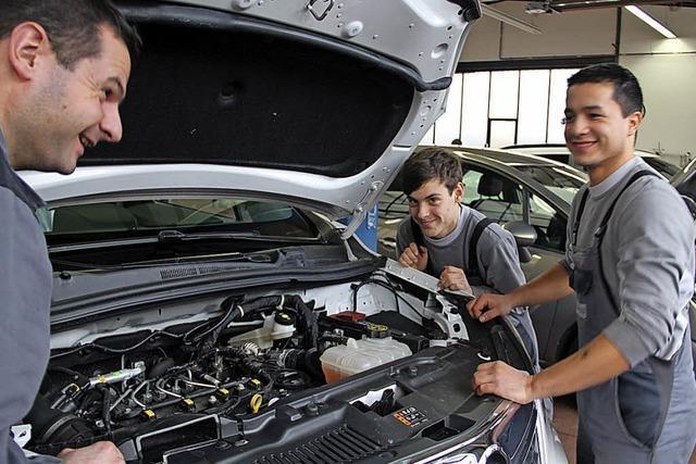 Autoservice – jetzt für alle Marken